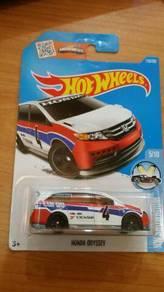 HotWheels Honda Odyssey White