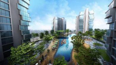 Cny 20% rebate new ara damansara move in 2018 jln ara green lrt pj
