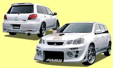 Mitsubishi Airtrek Damd Bodykit Body kit Bumper