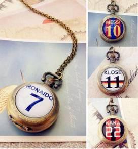 Cristiano Ronaldo old school watch