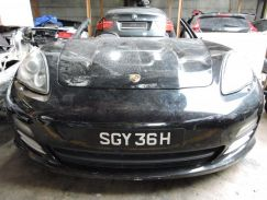 Porsche Panamera V6 3.6 Engine Gearbox Body Parts