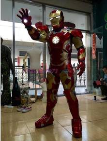 Avengers Ironman cosplay for Adult Costume