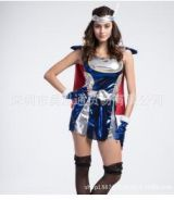 The Avengers Woman Thor Cosplay cloth Halloween