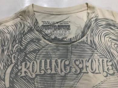 Rolling stone (magazine) tee shirt