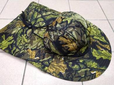 Realtree fishing hat