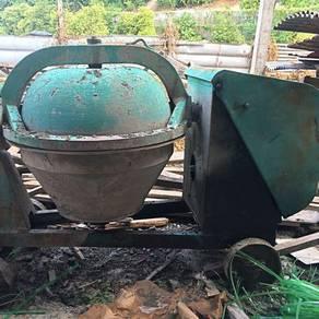 7T concrete mixer