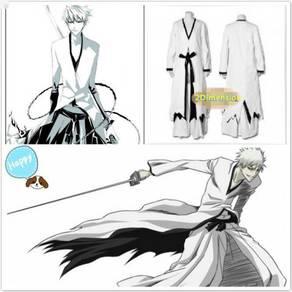 Bleach Kurosaki ichigo white cosplay costume