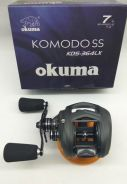 (NEW) OKUMA KOMODO SS KDS 364LX Fishing Reel