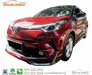 Toyota CHR C-HR Modelista Bodykit With Paint