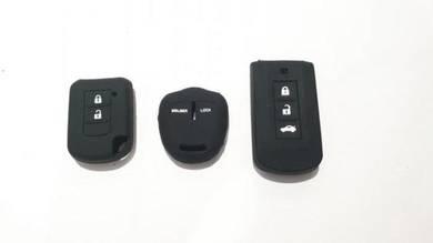 Mitsubishi Nissan Perodua remote silicon key cover