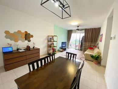 CORNER MURAH| Laman Tasik Condo Bandar Sri Permaisuri Cheras Tun Razak