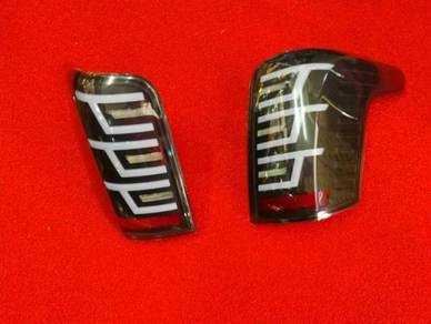 Mitsubishi triton led taillamp tail lamp light 3
