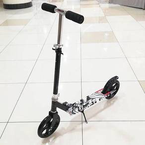 Scooter big 2 wheels