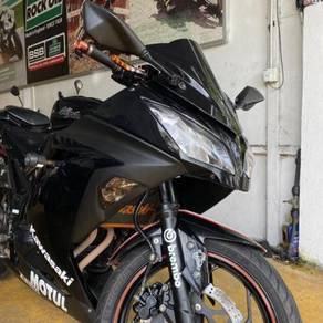 Kawasak ninja 250