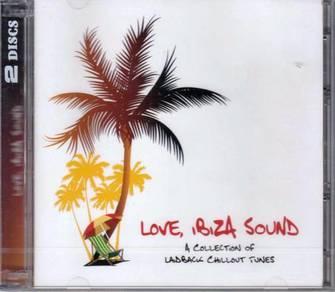 CD Love, Ibiza Sound - 2CD