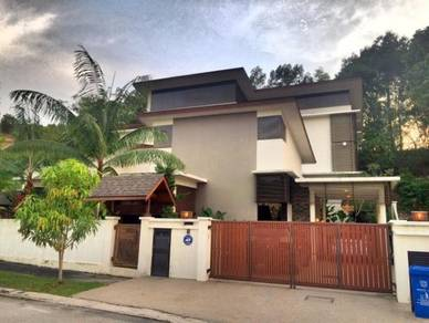 Bungalow Cahaya SPK, Precinct 1,Bukit Jelutong For Sale