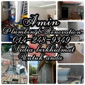 Putrajaya/buat kerja repair rumah