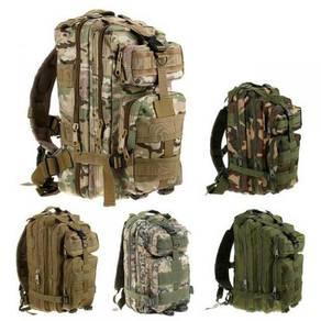 Backpack Military Bag / Bag Sandang 10