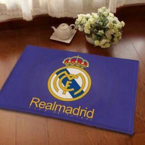 Real madrid floor mat bath mat room mat