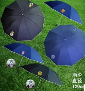 Real madrid umbrella (dark blue/black)