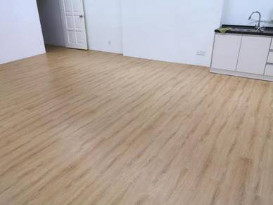 Vinyl Floor Wallpaper Laminate Wooden Floor Z286