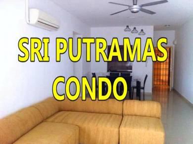 Sri Putramas [ T ] fully+2 cp+concerto+plaza damas+sentul+mont kiara