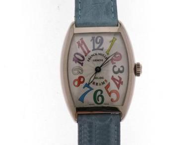 Franck Muller Cintree Curvex 7502 QZ Color Dream