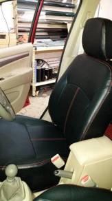 Myvi semi leather seat cover