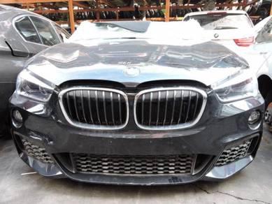 BMW X1 F48 2017 2.0 B48 Engine Gearbox Body Parts