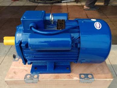2hp Single Phase Electric Motor 1440RPM 1.5kw