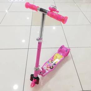 Kids scooter large princess