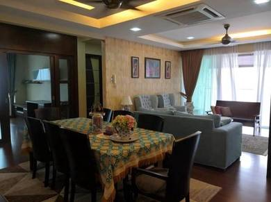 Below Market Value Renovated Riana Green Condo For Sale Next To LRT Sr