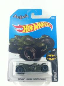 Hotwheels Batman Arkham Knight Batmobile #4 Black