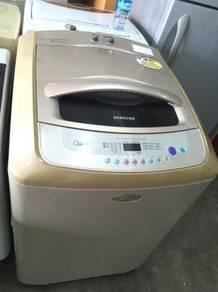 Samsung Automatic Washing 11.5kg Top Mesin Basuh