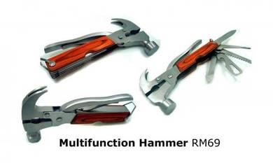 Multifunction Hammer Plyer EDC Tool Set