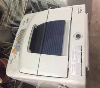 Toshiba 7KG automatic top load washing machine