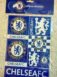 Chelsea FC Sticker Logo Design Original