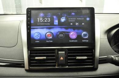 Toyota Vios Android Wifi Car MP5 Player