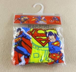 Superman underwear for kid