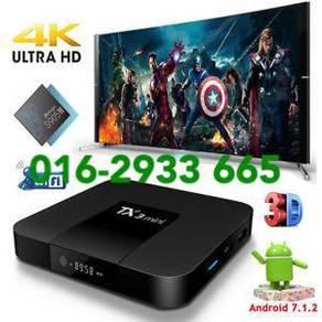 Tx3 media 2/16g android new tv box mini
