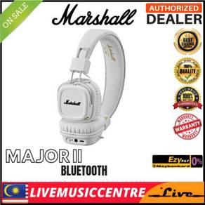 Marshall Major 2 Bluetooth Headphones, (Major II)