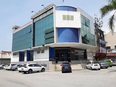 4-story Corporate Office Jalan Besar Kuantan