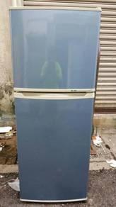 Blue Elba Peti Sejuk Ais Recon Refrigerator Fridge