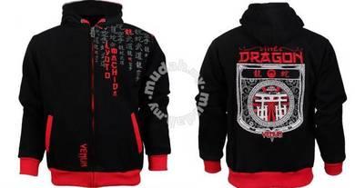 UFC MMA VENUM Lyoto Shirt Hoodie Baju Tebal sport