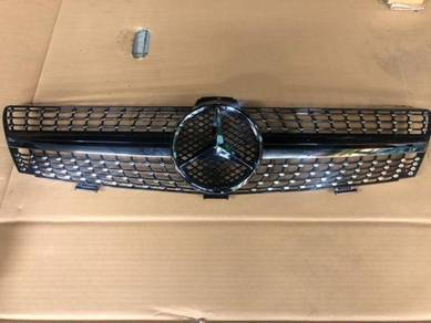 Mercedes benz cls w219 diamond 05-08 grille GRILL