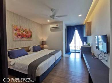 FULLLY FURNISHED Luxurious Duplex Tropical Villa Taman Bukit Serdang