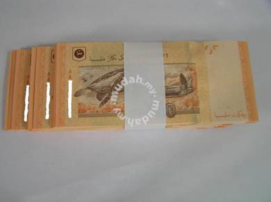 Malaysia new notes RM20