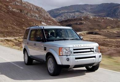 Range rover discovery facelift conversion bodykit