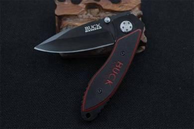Knife buck