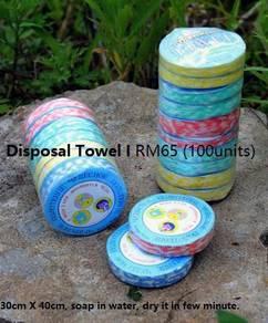 Disposal Towel